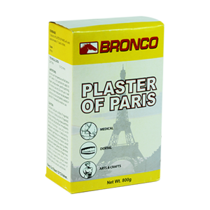 BRONCO-PLASTER-OF-PARIS-800G