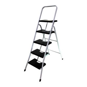 BRONCO-STEP-LADDER-WHITE-5-STEPS-3