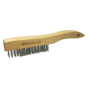 BRONCO-STEEL-BRUSH-WOOD-HANDLE