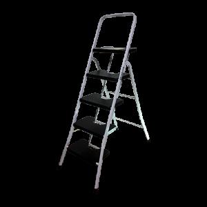 BRONCO-STEP-LADDER-WHITE-5-STEPS-3